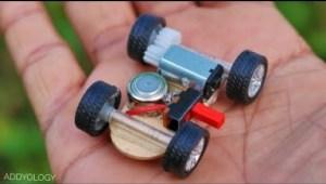 Video: How to Make a Mini Electric Car (SUPER FAST)
